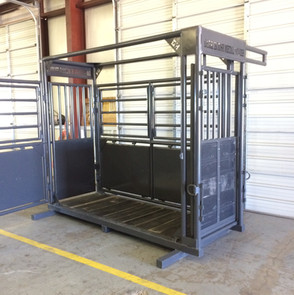 Horse and Livestock Stanchion
