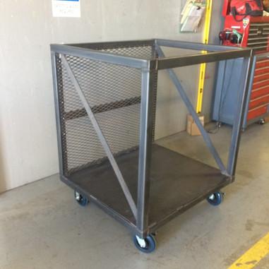 Materials Handling 36 by 40 Cart