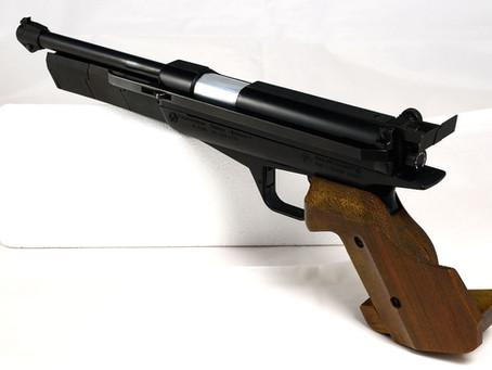 Luftpistol - en översikt