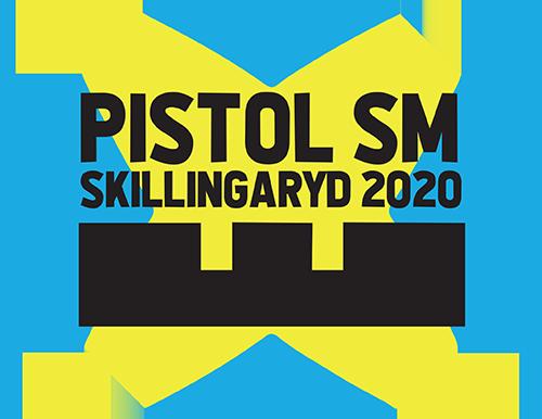SM Pistol 2020 v 27 inställt