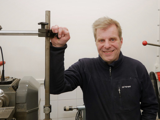 Vapensmeden i Döderhult - Ett besök hos Ola Elgelöf