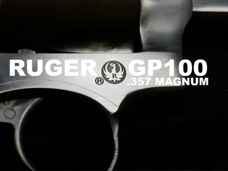 Ruger GP100 .357 Magnum