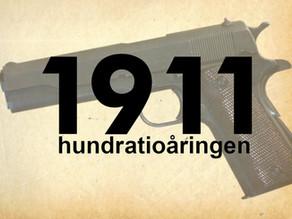 1911 - hundratio år och still going strong