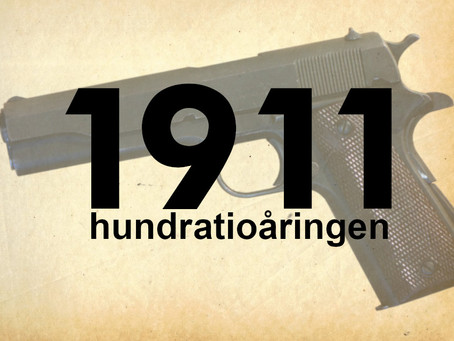 1911 - hundratio år och still going strong