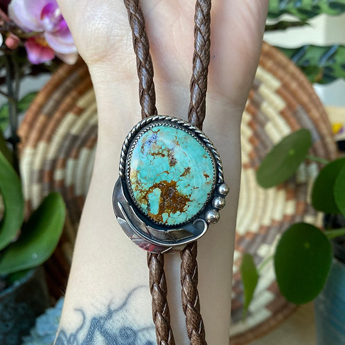 Arizona Turquoise Bolo Tie