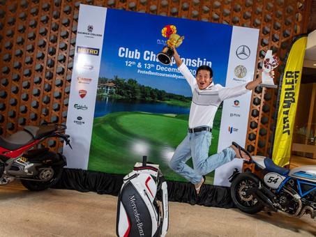The Pun Hlaing Golf Club News November/December 2020