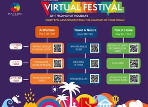 Pun Hlaing Virtual Festival on Thadingyut Holidays