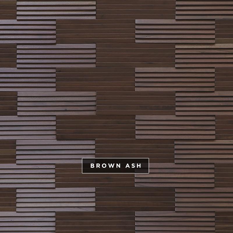 Vertex - Brown Ash