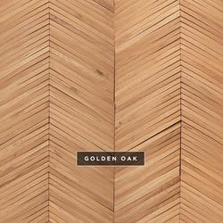 Ark Chevron -Golden Oak
