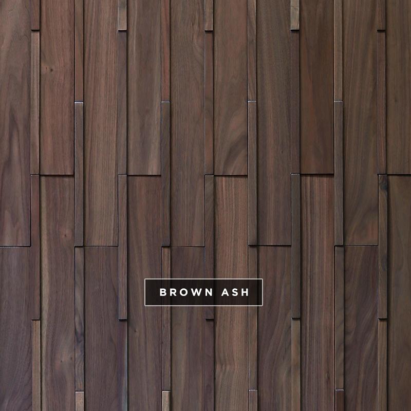 Kubik- Brown Ash