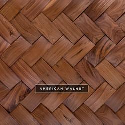 Tresses - American Walnut