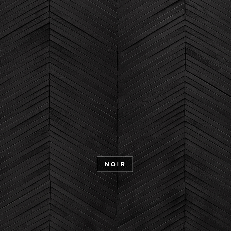 Ark Chevron - Noir
