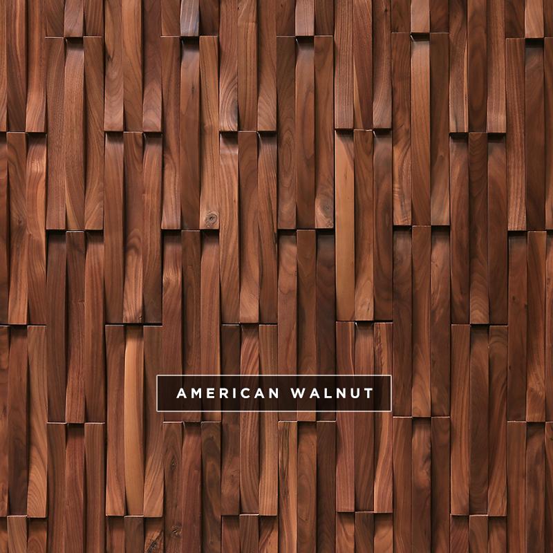 Krescent- American Walnut