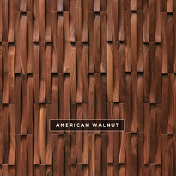 Krescent- American Walnut