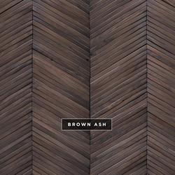 Ark Chevron - Brown Ash