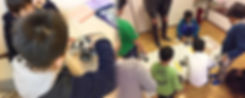 ロボ団高岡校|授業風景