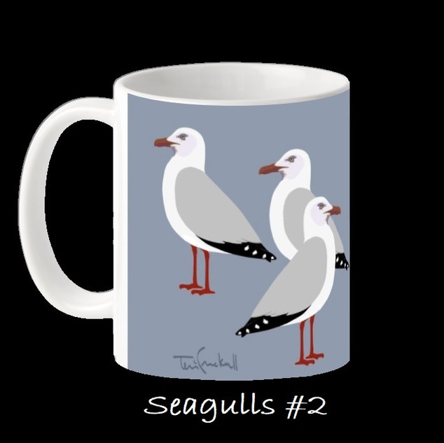 SEAGULLS #2