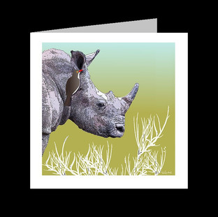 RHINO oxpecker series