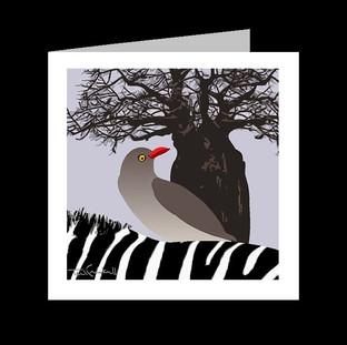 ZEBRA oxpecker series
