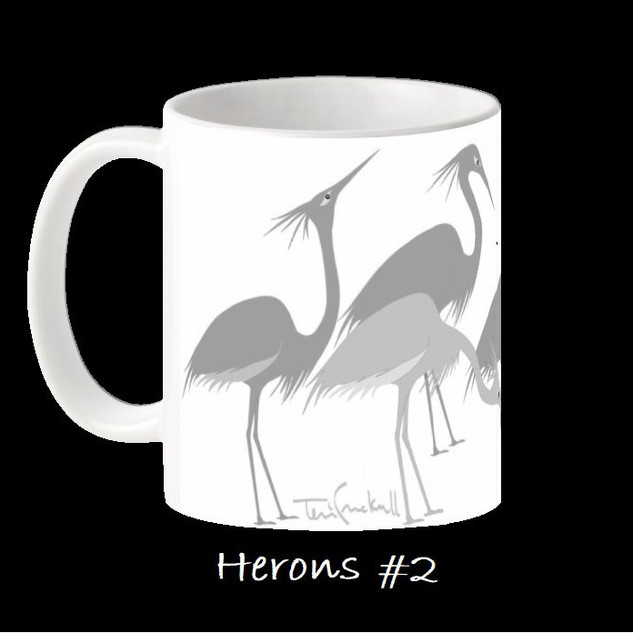 HERONS #2