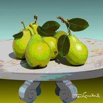 FLOATING PEARS