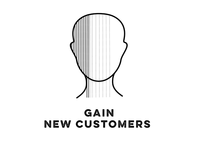 interest a new customer segment into your products | services