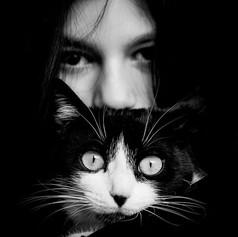 où ton regard te porte...- #catlover 😻