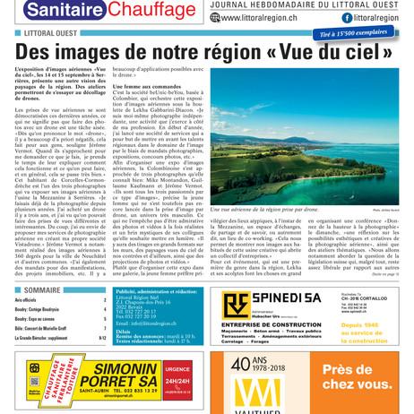 Publication Journal Littoral région