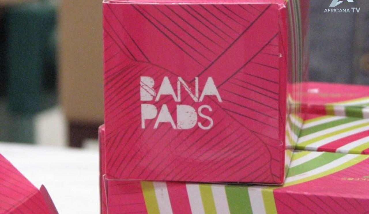 INNOVATION - OUGANDA : BANAPADS, UNE SERVIETTE HYGIENIQUE BIODEGRADABLE