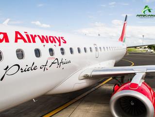 KENYA - AERONAUTIQUE : Kenya Airways ouvre de nouvelles liaisons dans le ciel africain et espère ren