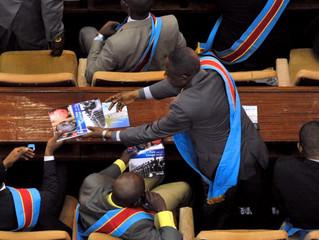 RD - CONGO Crise constitutionnelle.Joseph KABILA reste jusqu'en décembre 2017
