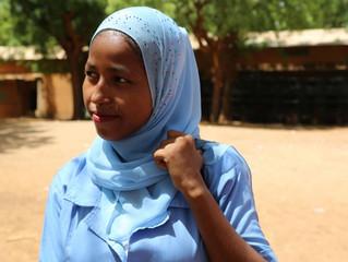 REGARD DE FEMME - EMANCIPATION : Balkissa Chaibou, promise à 12 ans, elle agit pour le changement.