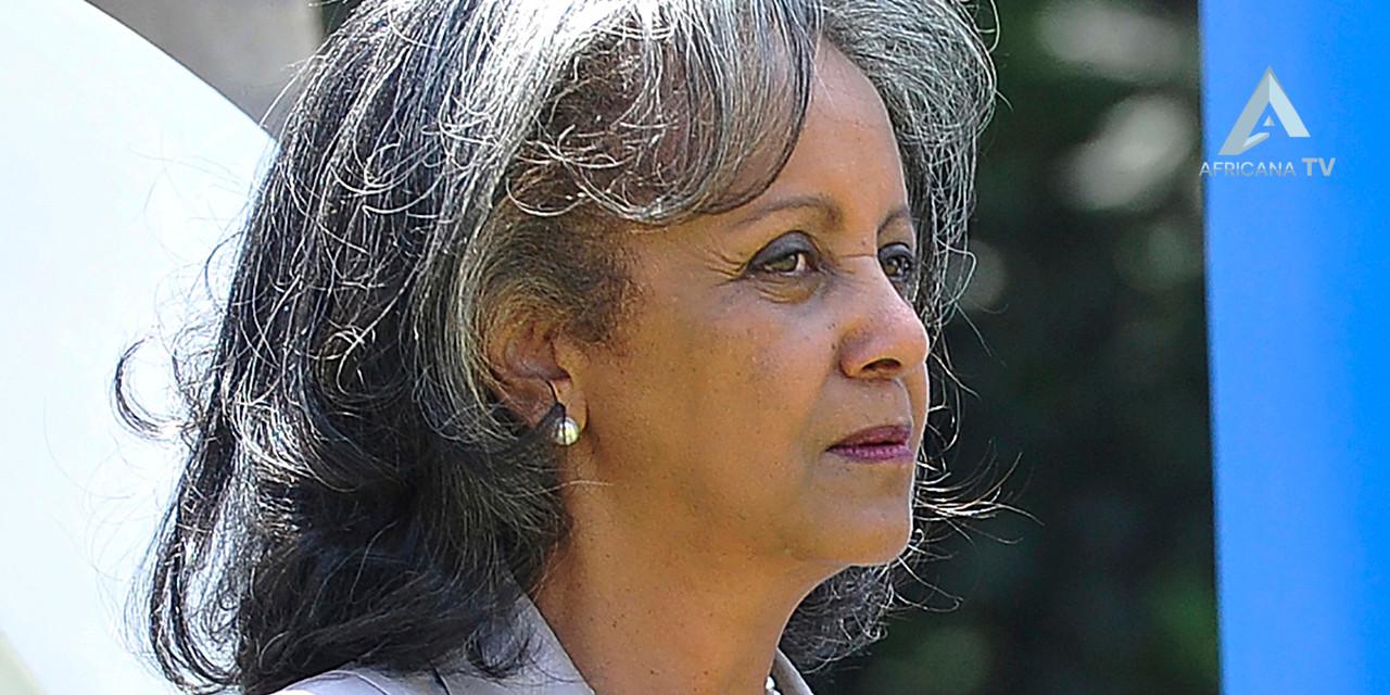 Sahle-Work Zewde - ሳህለወርቅ ዘውዴ - Première femme présidente d'Éthiopie