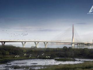 Congo- Brazzaville -RDCongo : le pont entre Kinshasa et Brazzaville, bientôt une réalité.