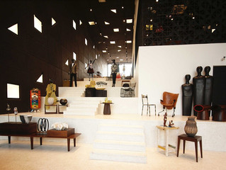 NIGERIA - DESIGN : Alara le concept - store le plus branché d'Afrique, en plein coeur de Lagos.