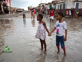 HAÏTI - OURAGAN MATTHEW  : plus de 900 morts après le passage de l'ouragan Matthew