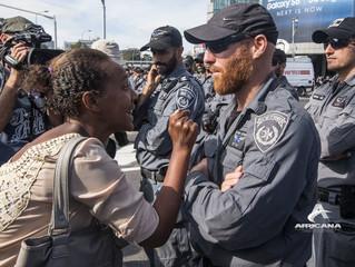 ÉTHIOPIE / ISRAËL - DÉLIT DE FACIÈS  : pour le chef de la police, les juifs éthiopiens sont «naturel
