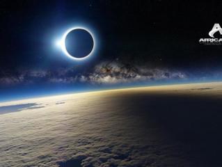 MADAGASCAR - ECLIPSE : Eclipse solaire du 1er septembre 2016