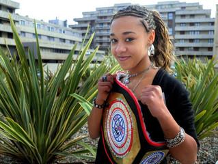 ILE DE LA REUNION - SPORT :La Réunionnaise Lisiane Payet championne du monde de boxe thaïlandaise