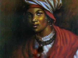 Cécile Fatiman, prêtresse au Bois-Caïman
