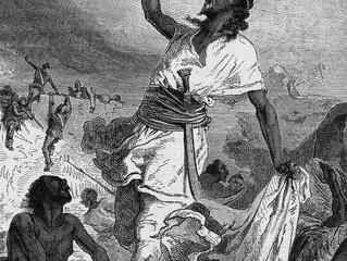 LONDRES VA REMETTRE UNE  MÈCHE DE CHEVEUX DE L'EMPEREUR THEODOROS II A L'ETHIOPIE