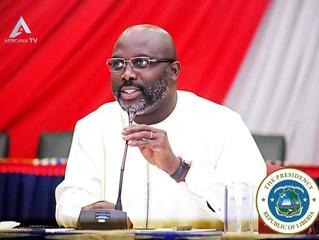 LIBERIA - GEORGE WEAH ANNONCE LA GRATUITE DES ETUDES UNIVERSITAIRES