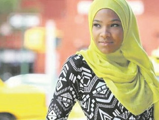 REGARD DE FEMME - À PROPOS DE LA MODE ISLAMIQUE.
