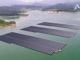 ENERGIES - SEYCHELLES - le premier système photovoltaïque flottant (PV) sur mer d'Afrique