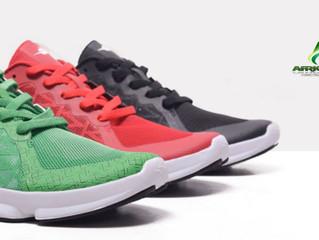 KENYA - ENDA  : La première chaussure de sport made in kenya
