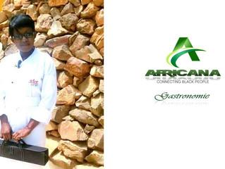 RD - CONGO - ART CULINAIRE  : lisette KULE l'étoile montante de la gastronomie  Congolaise