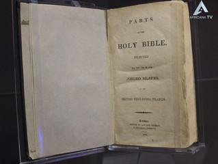 LA BIBLE DES ESCLAVES, UNE LÉGITIMATION DE LA DOMINATION?