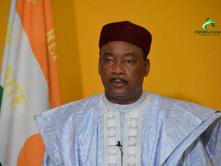 NIGER-PRESIDENTIELLE : FLASH