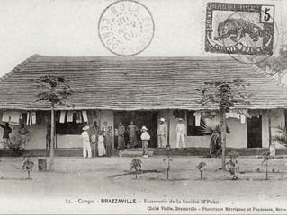 HISTOIRE - JOSEPH LEON  BUTEL UN GUADELOUPEEN MAIRE DE BRAZZAVILLE AU   CONGO COMBAT L'INJUSTICE
