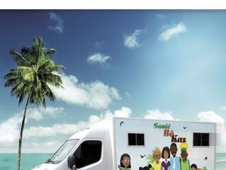 GUADELOUPE - SANTE : Santé bô kaz avec le bus de dépistage